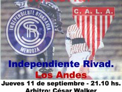 Historial: Independiente Riv.
