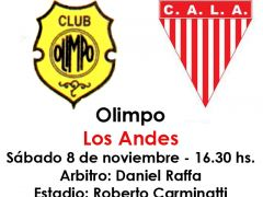 Historial Olimpo-Los Andes