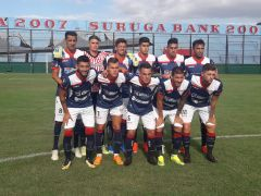 ARSENAL 1 - LOS ANDES 1