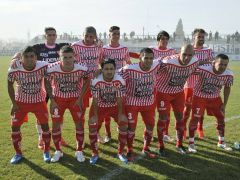 GUILLERMO BROWN 3 - LOS ANDES 3