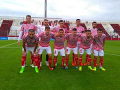 LOS ANDES 2 - INDEPENDIENTE RIVADAVIA 2