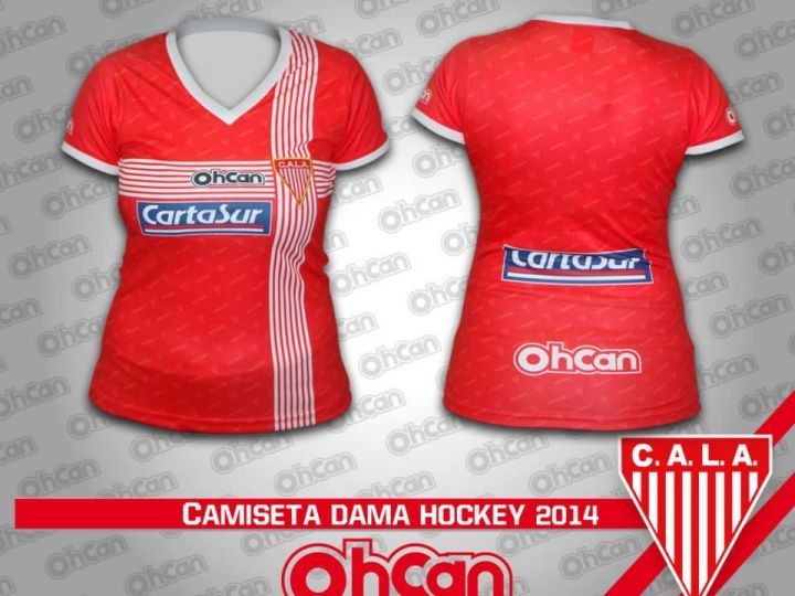 Camiseta Hockey 2014